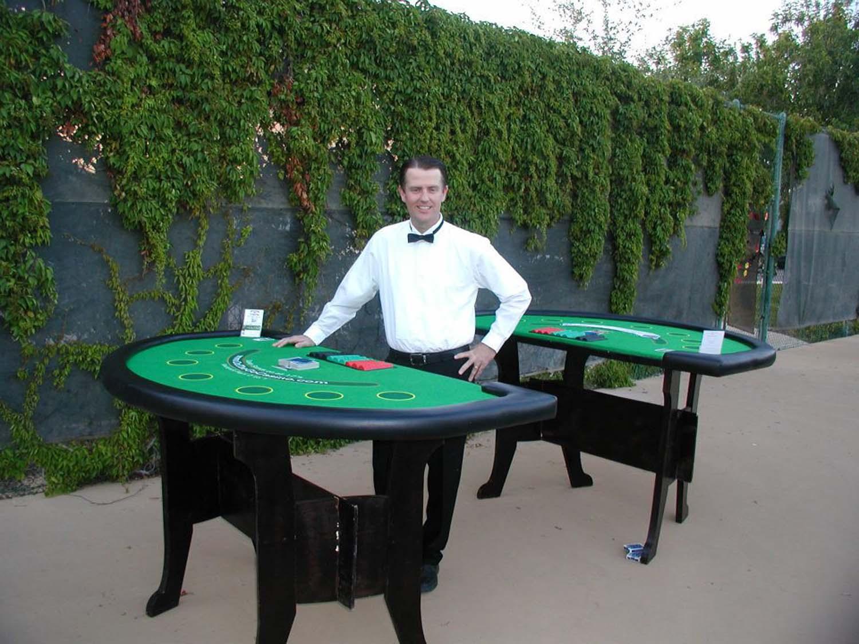Casino Night Dealers in Tucson, AZ