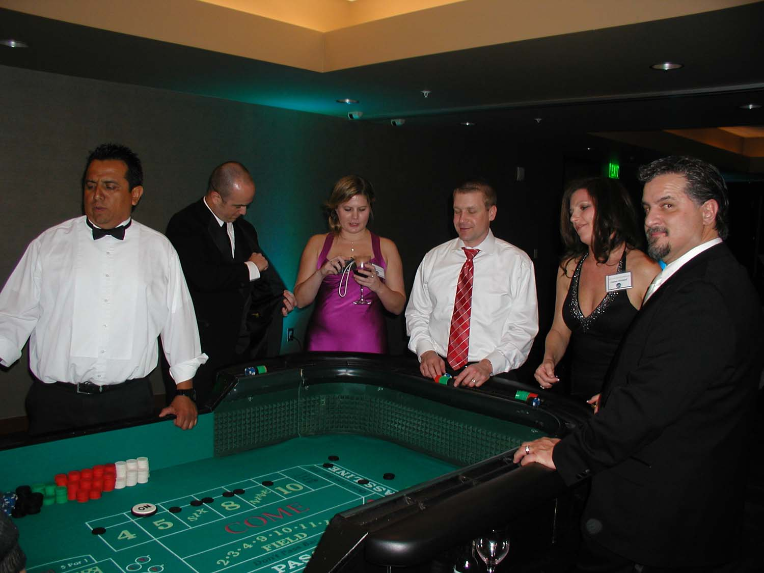 Casino Night Fundraising Ideas in Tucson, AZ