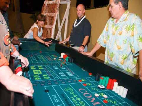 Betrug im casino 1956