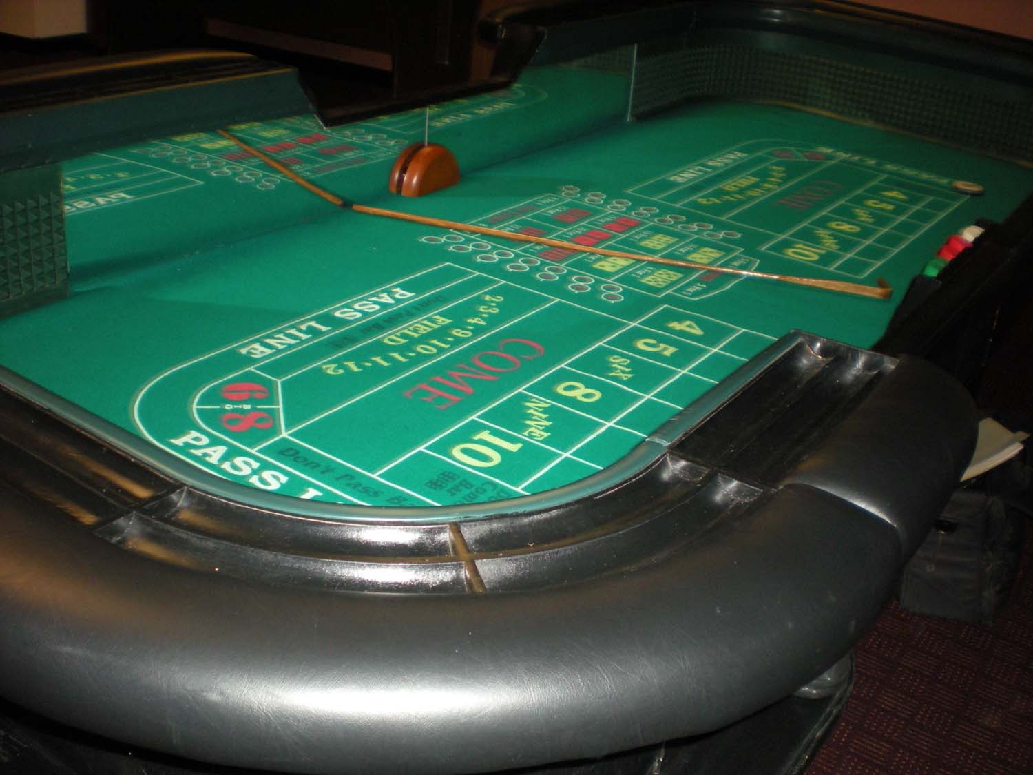 Craps is one of the most popular casino party games for casino night events in Tucson, AZ