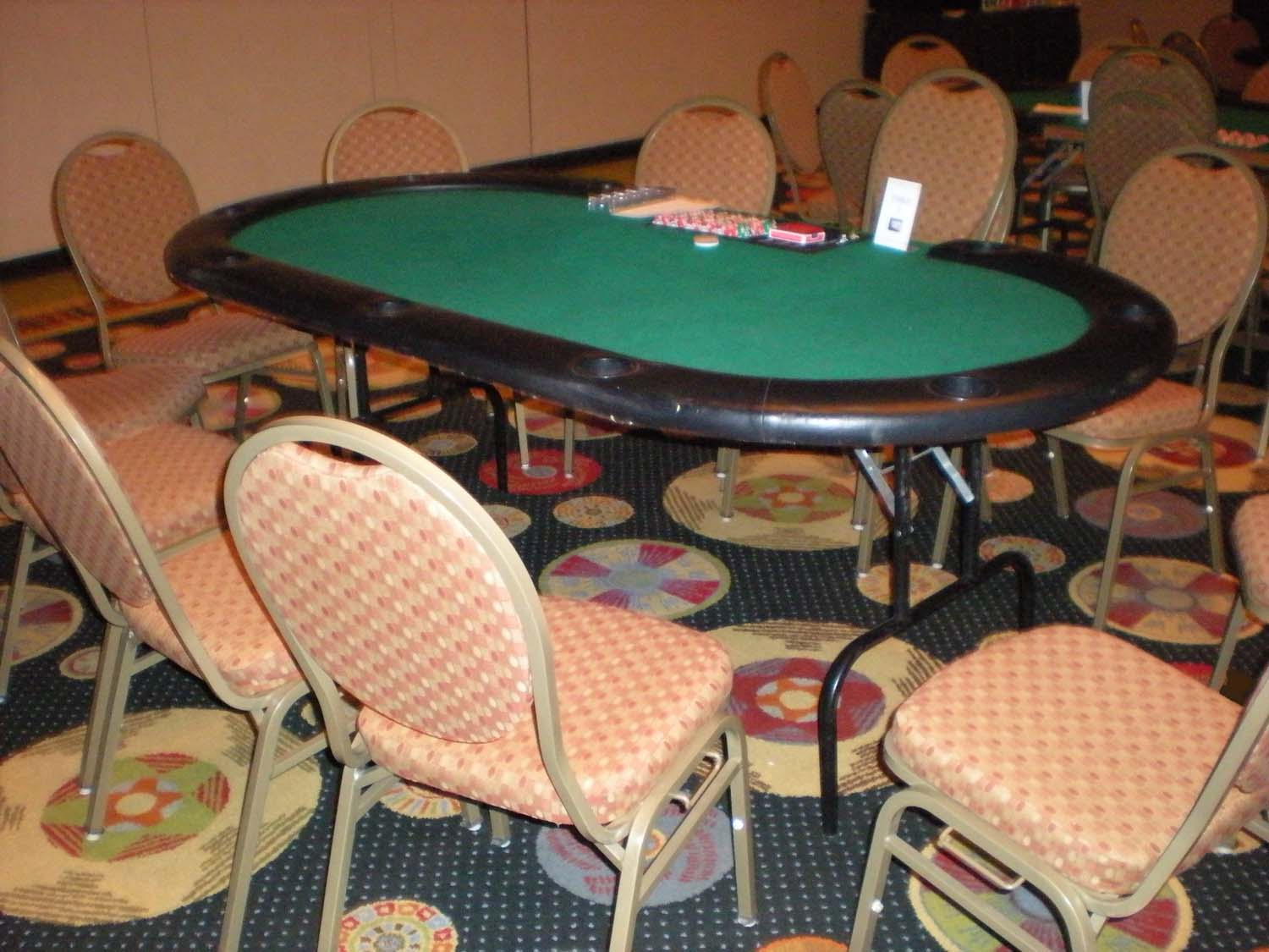 Texas Hold'em Poker is one of the most popular casino party games for casino night events in Tucson, AZ