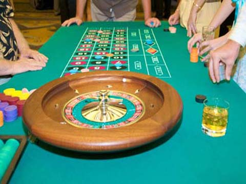 how to play roulette machine