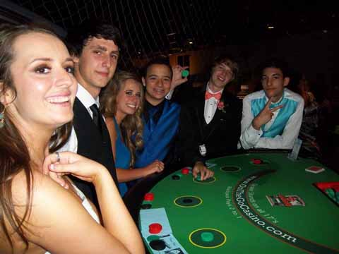 Casino Parties Tempe