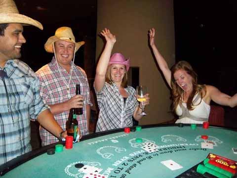 Casino Night Grad Party Phoenix