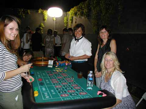 Casino Night Bachelor Party Phoenix
