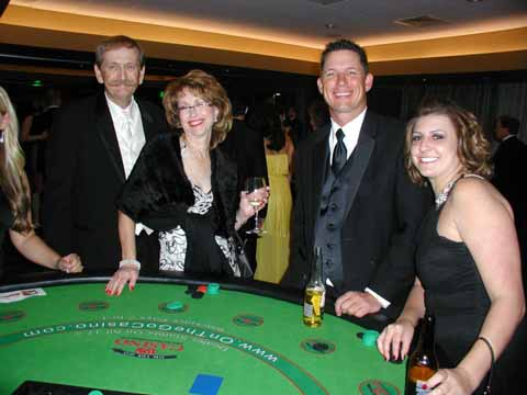 30th Birthday Casino Party