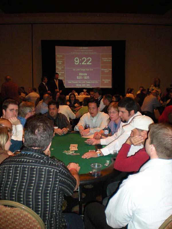 Poker tournament in Tucson, AZ